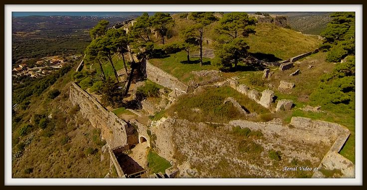 Beautiful Kefalonia Vol.1 Argostoli aerial video