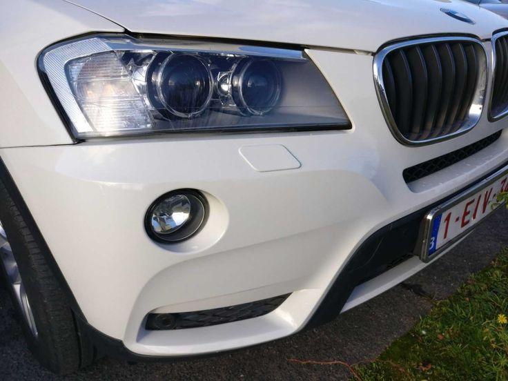 BMW X3 F25 xDrive 20d, Xenon, LED-Tag, Leder-Sportsitze, elektr. AHK, unfallfrei