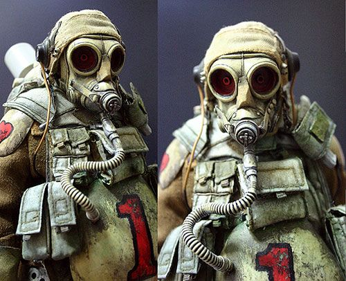 Super Punch: Post-apocalyptic dolls