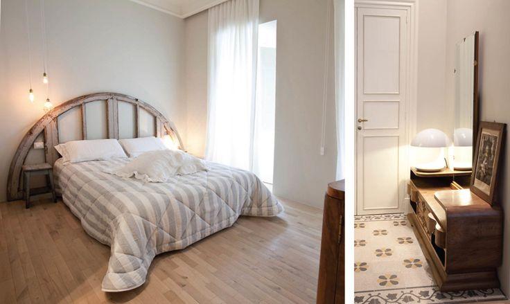 serena & guido bedroom
