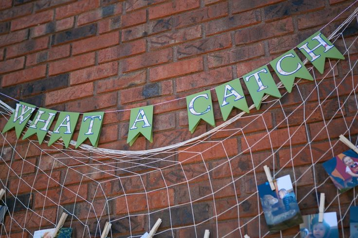 Little Fisherman: 2nd Birthday Party