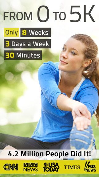 5K Runner: 0 to 5K Trainer. Run 5K, from Couch potato to 5K Free by FITNESS22 LTD