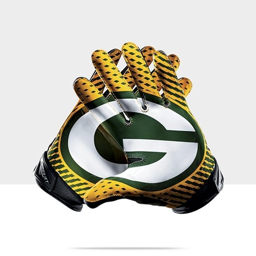 #Packers NIKE Vapor Jet Gloves - $99.99