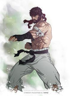 Street Fighter V - Ryu by BrokenNoah