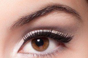 Žiarivé oči – ako na to za pár minút