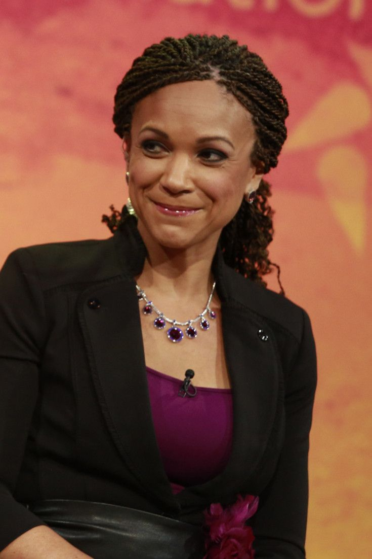 How Melissa Harris-Perry Beat Out The Other Sunday News Shows On Diversity