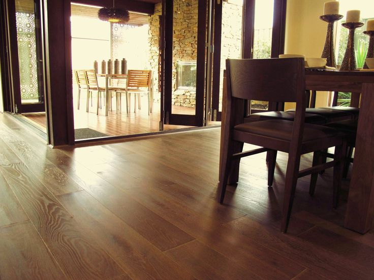 Look at this limewashed oak beauty installed by Solomons Flooring
