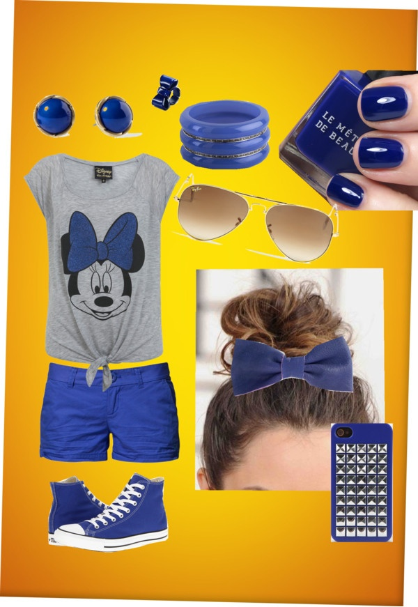"""""""Disney Outfit"""" by brooke-williams-i ❤ liked on Polyvore"""