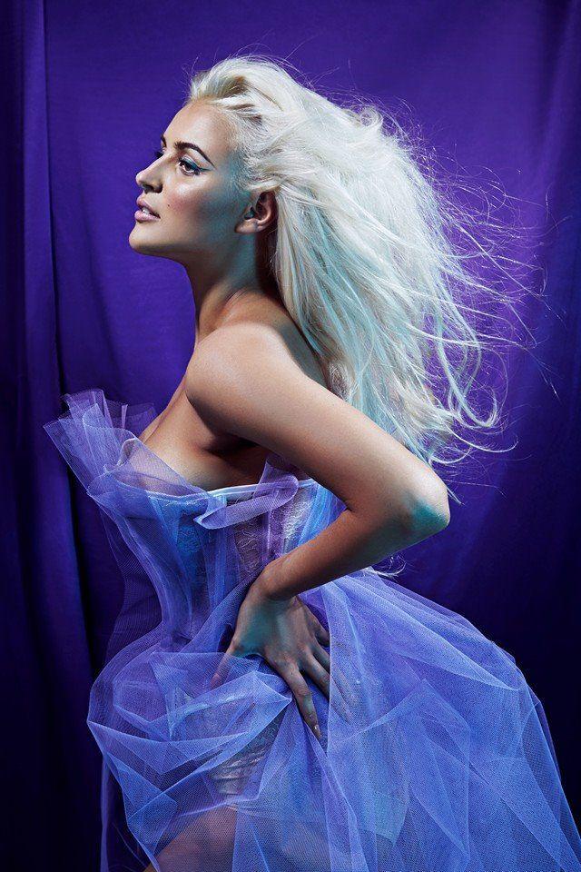 #allure #allure collection #platinum #blonde #long #hair #sexy #heroine #vixen #hairstyle #iwantthathair