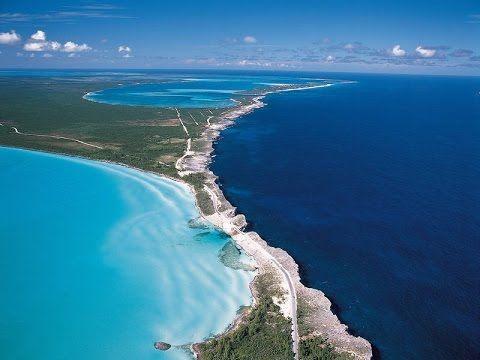 Багамские острова: Таинственные пещеры и затонувшие корабли \ Документал...