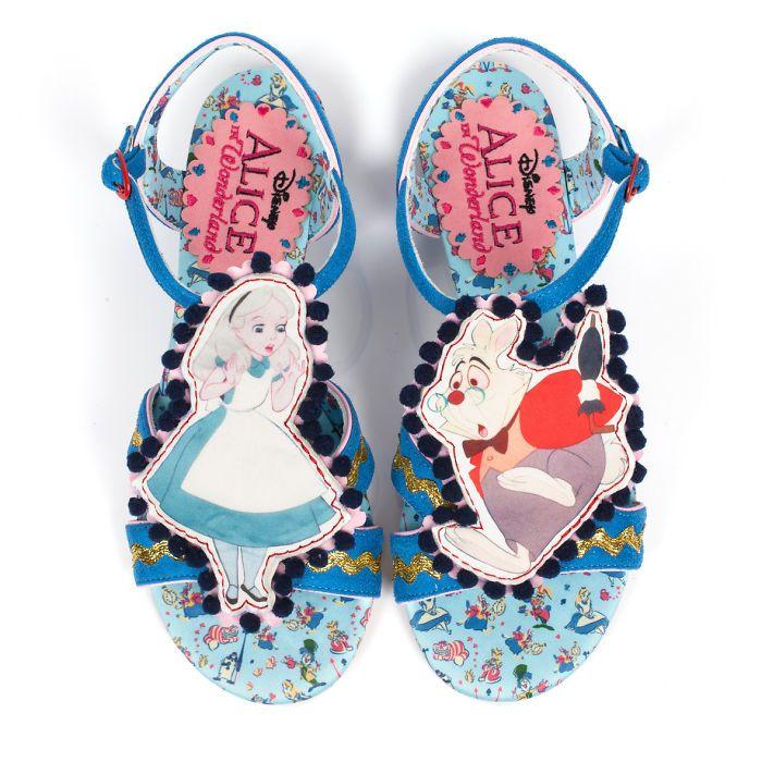 sapatos inspirados no filme Alice no país das maravilhas  15