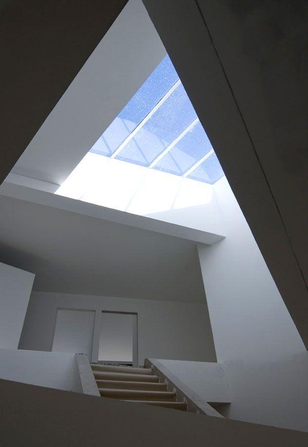 Resultado de imagen para iluminacion cenital vivienda
