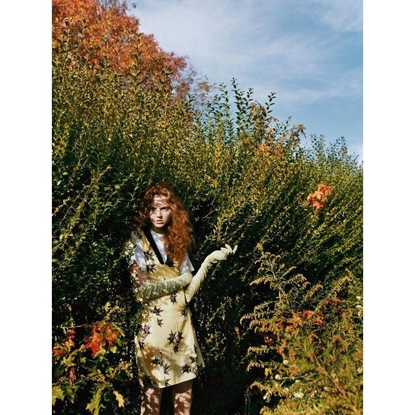 Lily Cole by Carter Smith | Trendnista ❤ liked on Polyvore featuring lily cole and backgrounds