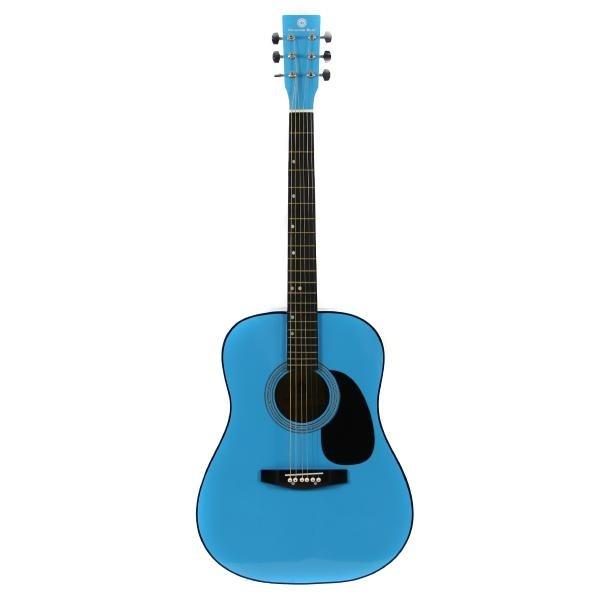 Light Blue Acoustic Guitar DealsDirect