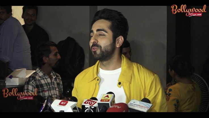 Ayushmann Khurrana Talk's About bareilly ki barfi  Watch the Video to Know More!! SUBSCRIBE To The All New Bollywood Sun:- Click Here ► https://www.youtube.com/bollywoodSun Catch the latest Bollywood gossip of your favorite stars under one roof.  Bollywoodsun.com, Your one stop destination for all the latest happenings, hot rumours and exclusive B-Town