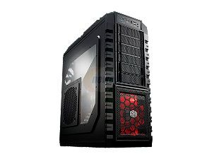COOLER MASTER HAF X RC-942-KKN1 Black Steel/ Plastic ATX Full Tower Computer Case