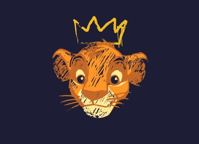 """Stay in touch with my inner child!  """"Future King"""" - Threadless.com - Best t-shirts in the world"""