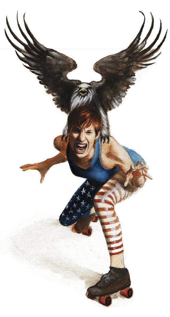 Oh god oh god Scald MFN Eagle