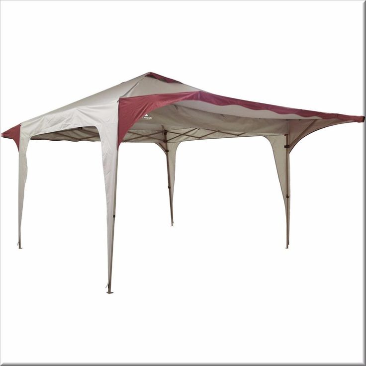 Outdoor Gazebo Canopy 10x10 Shelter Adjustable Awnings Dome Tent C&ing Steel US $194.82 #OzarkTrail & 69 best Canopies u0026 Gazebos images on Pinterest | Canopies Shade ...