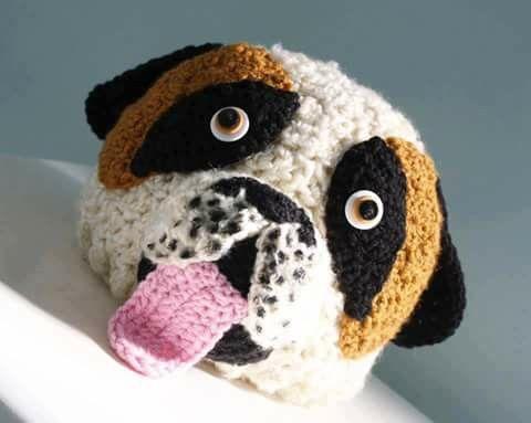 28 best images about Crochet Dog hats on Pinterest ...