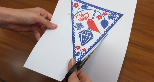 Make Your Own Rob Ryan Jubilee Bunting