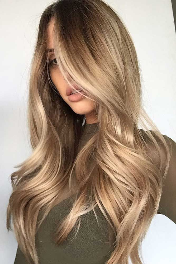 Trendy Hair Highlights 27 Light Brown Hair Colors That Will Take