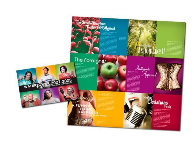 Best Brochure Design Images On   Brochures Flyer