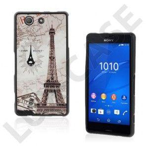 Westergaard Sony Xperia Z3 Compact Cover - Paris Eiffeltårnet
