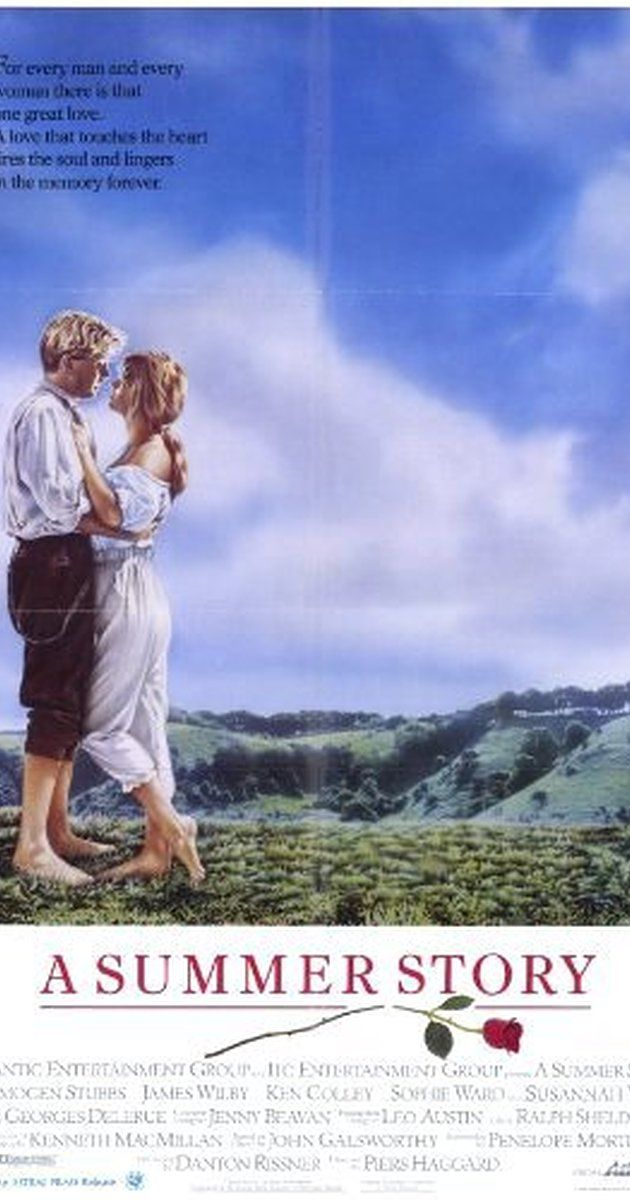 England, 1904. A young lawyer from London, Mr. Ashton (James Wilby) and his best friend are hiking across Dartmoor. As he twisted his ankle, Ashton is forced to seek help at a nearby farmhouse and stay there for a few days. Innocent beauty Megan David (Imogen Stubbs) catches the attention of Ashton. He decides to stay longer, and he and Megan fall in love, much to the displeasure of Megan's aunt. Full movie https://www.youtube.com/watch?v=okCXu5XcYcQ