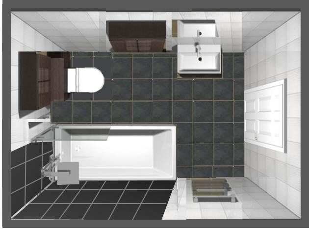 New Bathroom Layout Home Pinterest