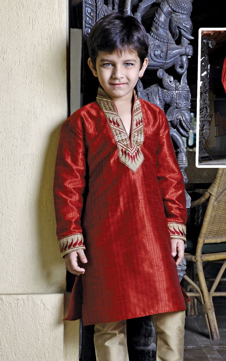 Kids Sherwani Suits - Boys Sherwani