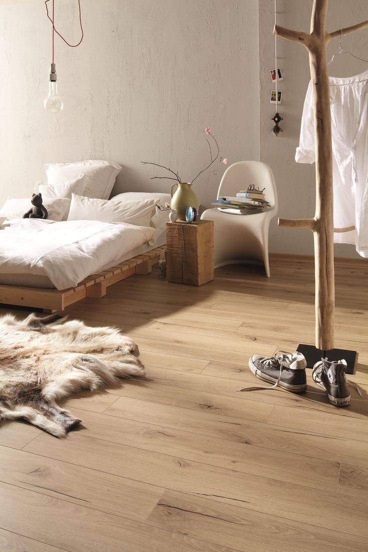 Slaapkamer vloer - MEISTER Laminaat LS 300