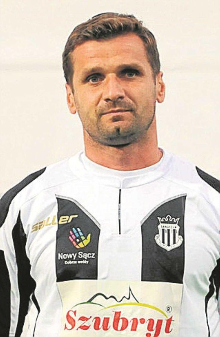 Grzegorz Baran strzelił swoją pierwszą bramkę w Sandecji