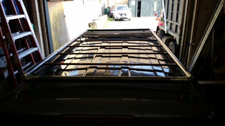DIY Roof Rack (#QuickCrafter)