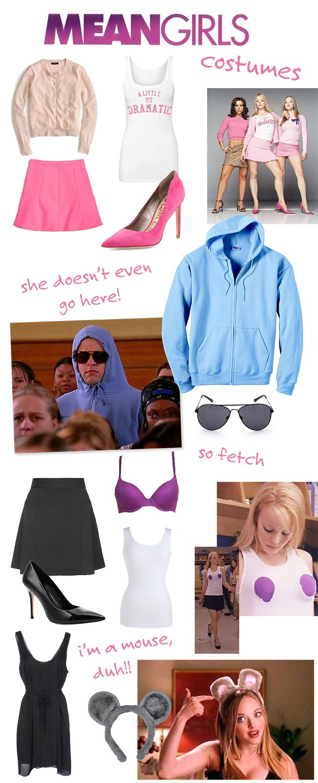 Easy Mean Girls costume ideas