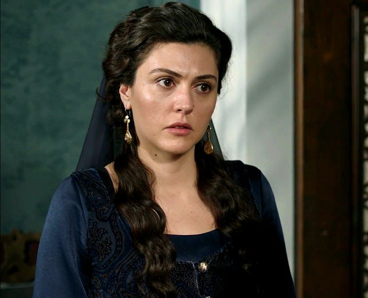 Lalezar's blue dress, 2x08, (requested by anon) - Magnificent Wardrobe