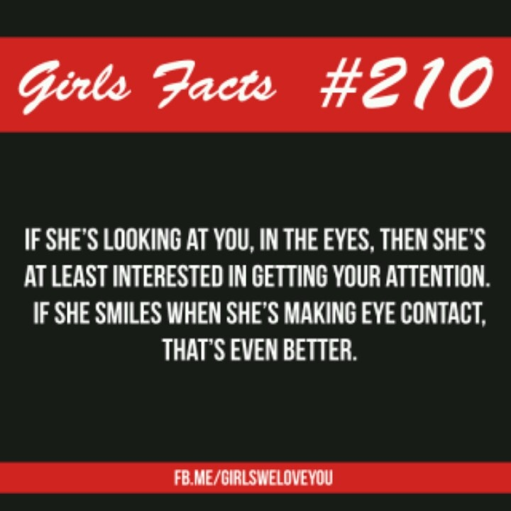 Girl Facts #210