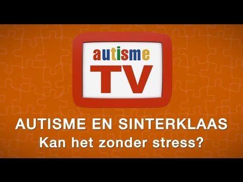 AutismeTV maakte een tv-programma (23 min) over Sinterklaas en de stress die dit feest kan oproepen bij kinderen met #autisme.