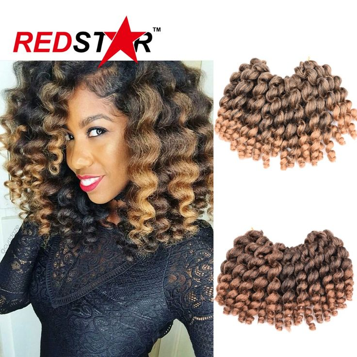 New arrival crochet braids synthetic hair extension  22Roots/pack Wand Curl 2X Bounce Marley Hair havana mambo twist hair *** Click the image for detailed description