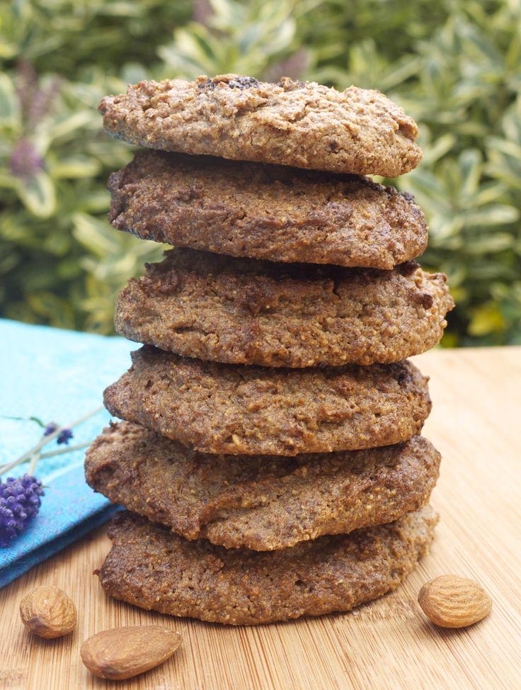 Simple+Almond+Butter+Cookies Rosanna Davidson