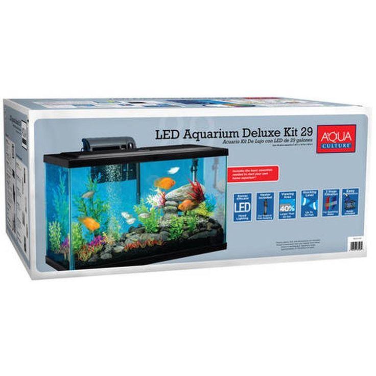 29 Gallon Aquarium Kit