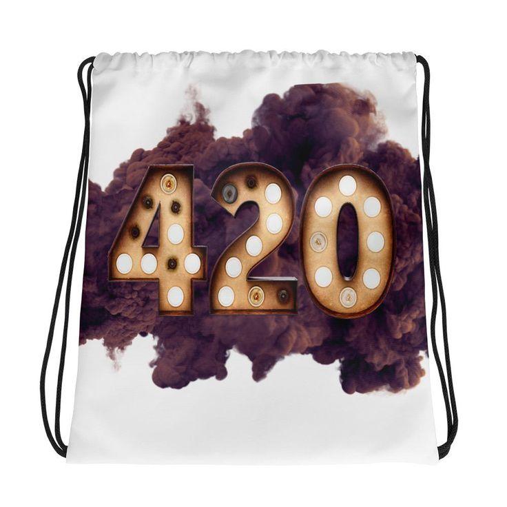 11 best four twenty apparel images on pinterest 420 official drawstring bag fandeluxe Choice Image
