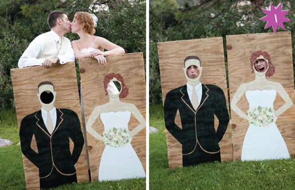 Ideas For Wedding Photo Booth: Wedding Photo Booth Ideas... So Cute!!