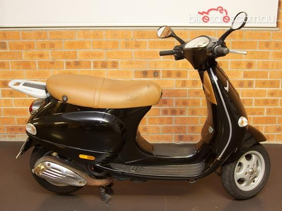 Used VESPA ET4 150 $2,250 Motorcycles For Sale - bikesales.com.au