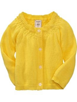 Smocked Cardigans for Baby   Old Navy