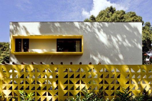 Cobogo House/ Ney Lima © Edgard Cesar