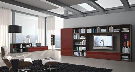 Your design living room is Metropolis!