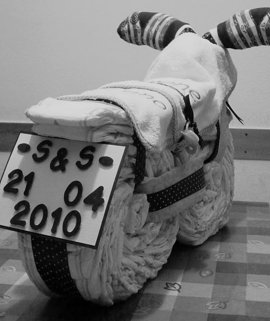diapers motorcycle
