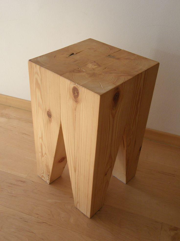 Phillip Mainzer   Backenzahn   Reclaimed Spruce Wood Https://www.facebook.