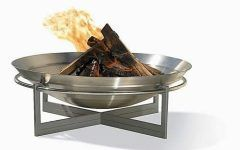 Latest Stainless Steel Firepit Inspirations